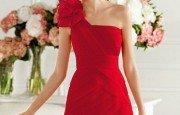 Nişan İçin Şık ve Zarif Elbise Modelleri