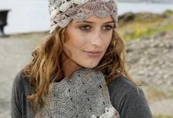 Bayanlar İçin Örgü Bere Ve Şapka Modelleri