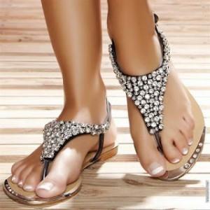 yazlık sandalet modelleri (6)
