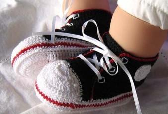 Videolu Anlatımlı Kız Bebek Patiği Yapımı