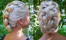 Özel Günler İçin Değişik Saç Modelleri