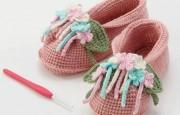 Tığ İşi Şirin Bebek Patiği Örnekleri