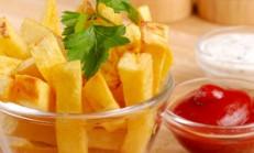 Patates Kızartmanız Çıtır Olsun İstermisiniz?