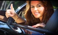 Bayanlar İçin Araba Modelleri
