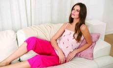 Şortlu Bayan Pijama Modelleri