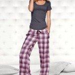 ekoseli-pembe-renkli-pijama-takımı-modeli
