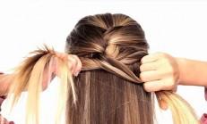 Fransız Saç Örgüsü Nasıl Yapılır ?