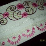 havlu kenarı  igne oyasi motifleri