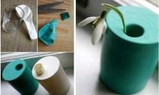 Şişeden Vazo Nasıl Yapılır ?