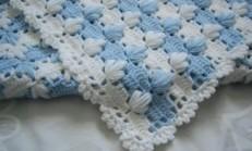 Değişik Bebek Battaniyesi Yapımı