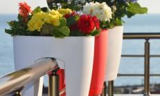 Mini Garden Balkon Saksıları