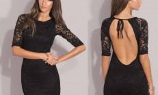 Şık Ve Zarif Dantel Abiye Elbise Modelleri