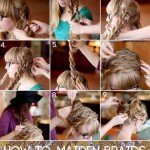 how-to-do-hair-style-hair-twist-updos-braids-pony-flowers (8)