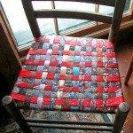 kıravattan sandalye kılıfı