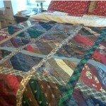 kıravattan yatak örtüsü