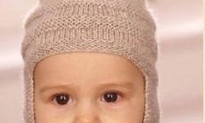 Tığ İşi Şirin Bebek Beresi Modelleri
