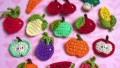 Tığ İşi Örgü Meyve Modelleri