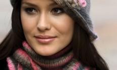 2014 Bayan Örgü Bere Modelleri