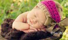 Bebek Bere Ve Şapka Modelleri