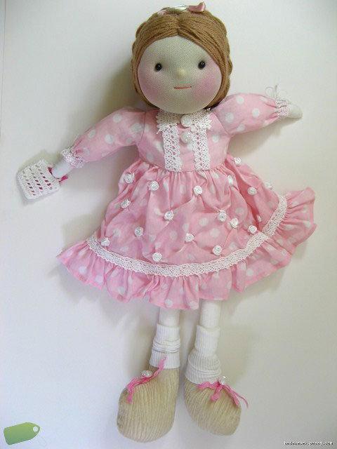 pembe-elbiseli-bez-bebek-modeli