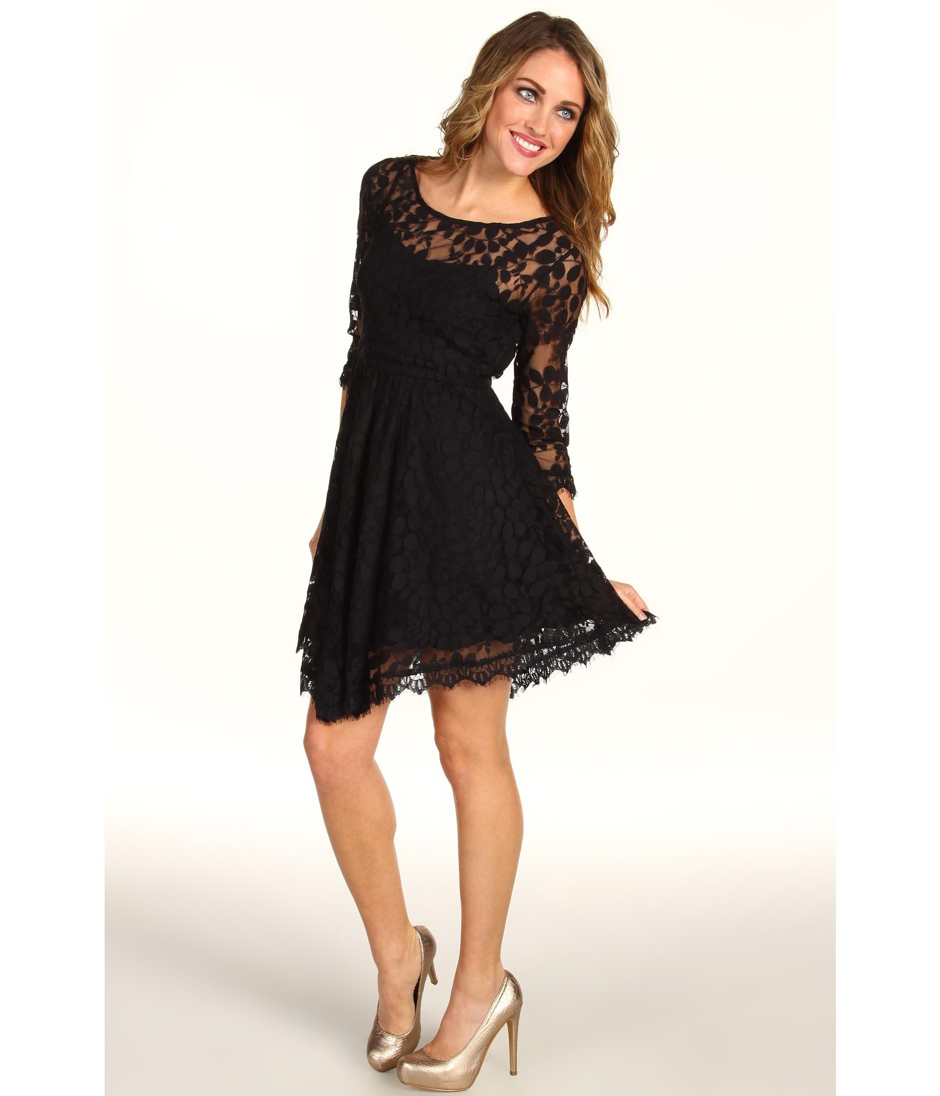 Yaz İçin En İyi 6 Siyah Elbise