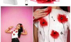 Giysi Süsleme Modelleri