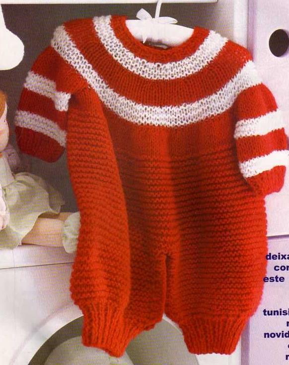 Örgü Bebek Tulum Modelleri Yeni Sezon