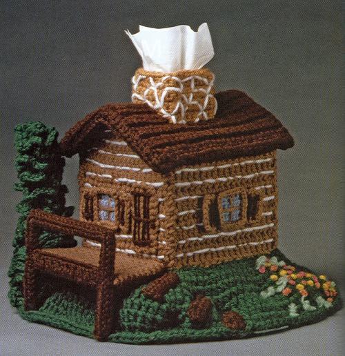 El Örgüsü Ev Aksesuarı İçin Modeller